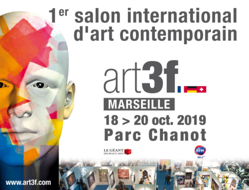 Salon International d'Art Contemporain Art3F, 18 au 20/10/19 – Marseille